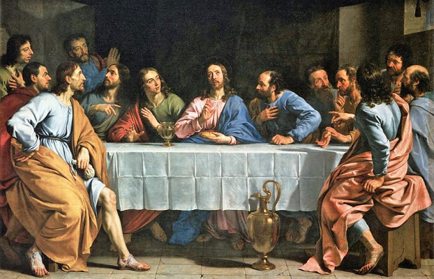 The Institution of Holy Eucharist