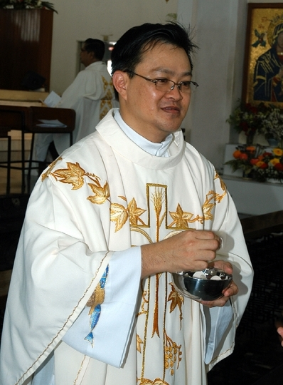 Rev. Fr. Clement Joshua Lim